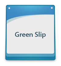 how to get green slip agents