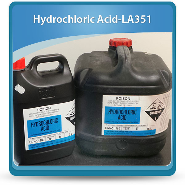 Hydrochloric Acid - Advance Chemicals